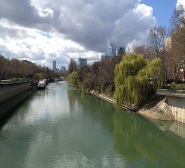 Ile de Grande Jatte Paris