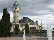 Limoges station